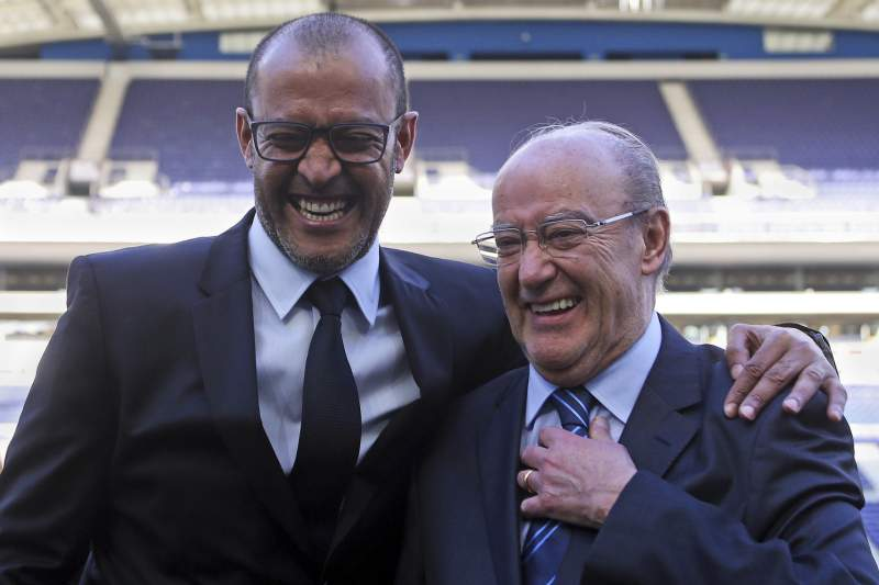 FC Porto's new coach Nuno Espirito Santo presentation