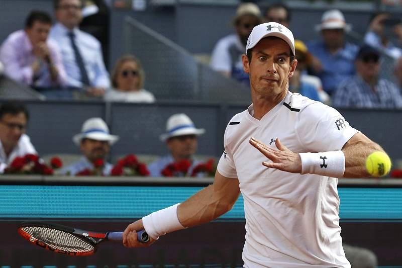 Murray, jogador de ténis