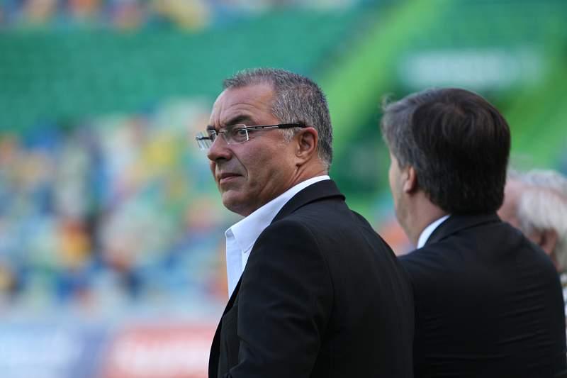 diretor de relações internacionais do Sporting