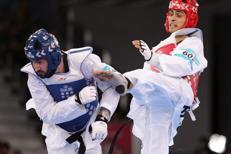 Baku 2015 Taekwondo