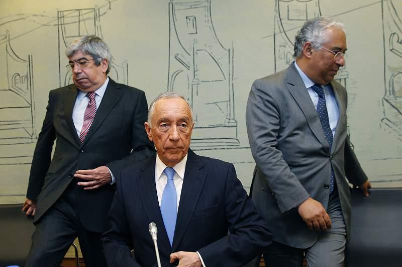 Presidente da República no Tribunal Constitucional