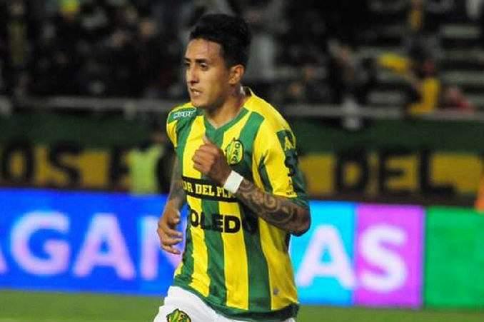 Santiago Rosales na mira do Benfica