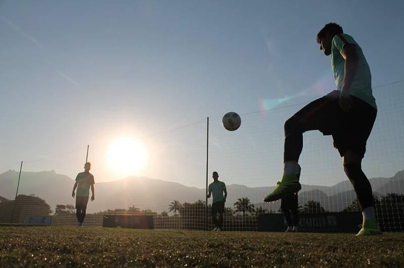 Seleção olímpica de futebol já treina no Rio