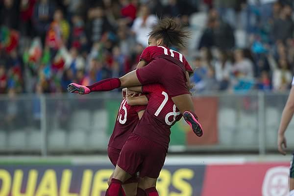 Seleção feminina Portugal