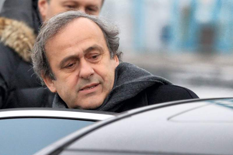 UEFA President Platini to resign after CAS reduces ban to 4 years