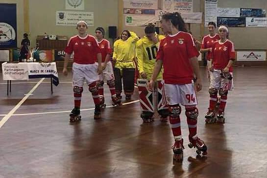 Hóquei em patins feminino Benfica