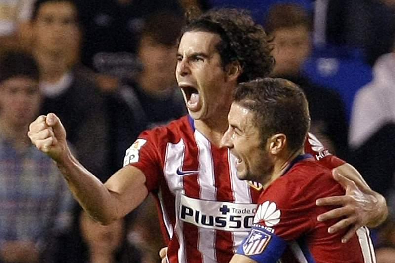 Tiago marca mas Atlético Madrid empata