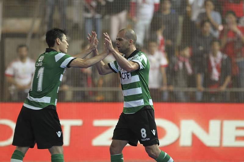 10ª jornada do Campeonato de Futsal: Sporting vs Benfica