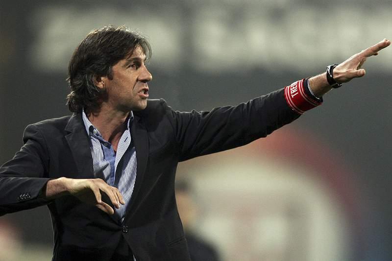 Paulo Alves, treinador do Penafiel