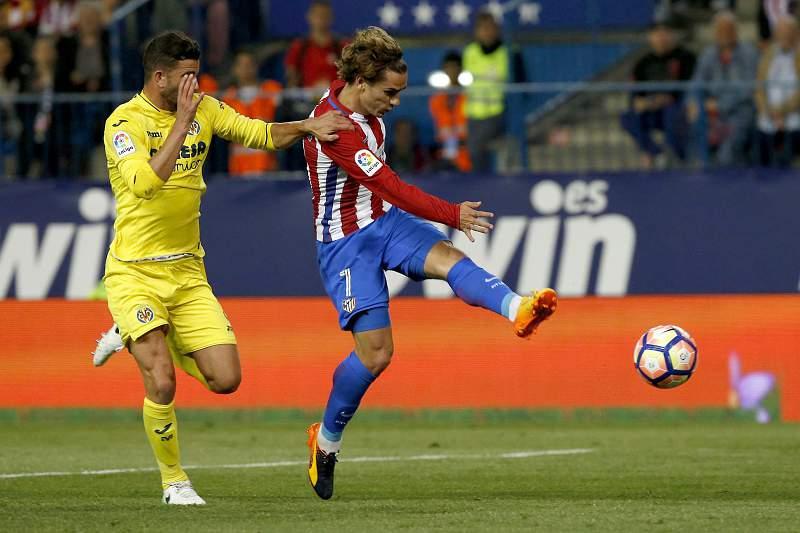 Atlético Madrid perde em casa frente ao Villarrreal