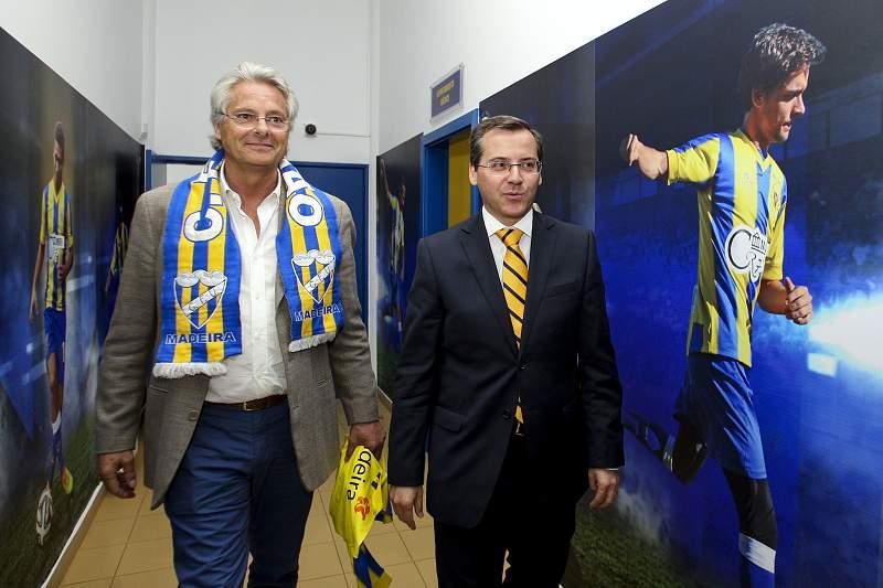 Norton de Matos e Filipe Silva