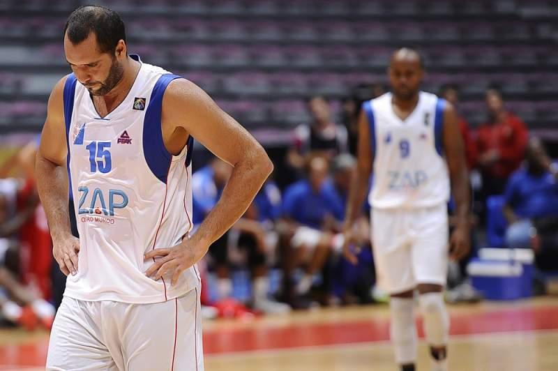 Afrobasket2015: Cabo Verde - Gabão