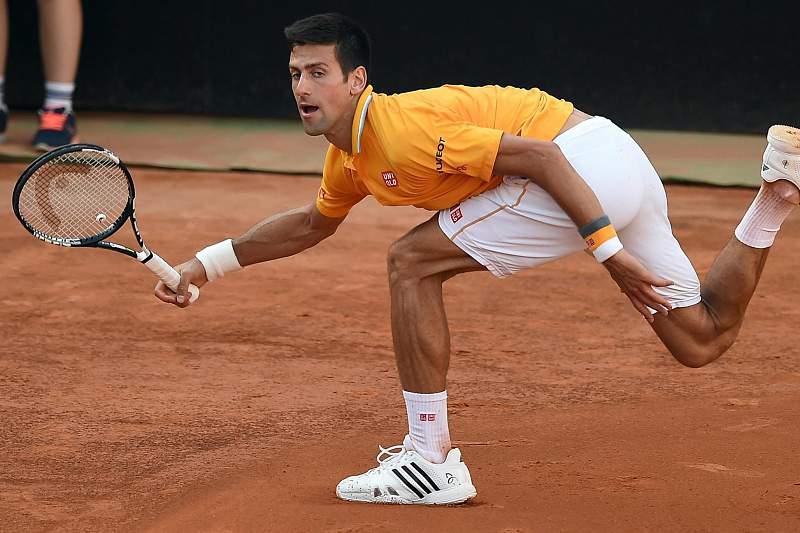 Italian Open tennis tournament in Rome