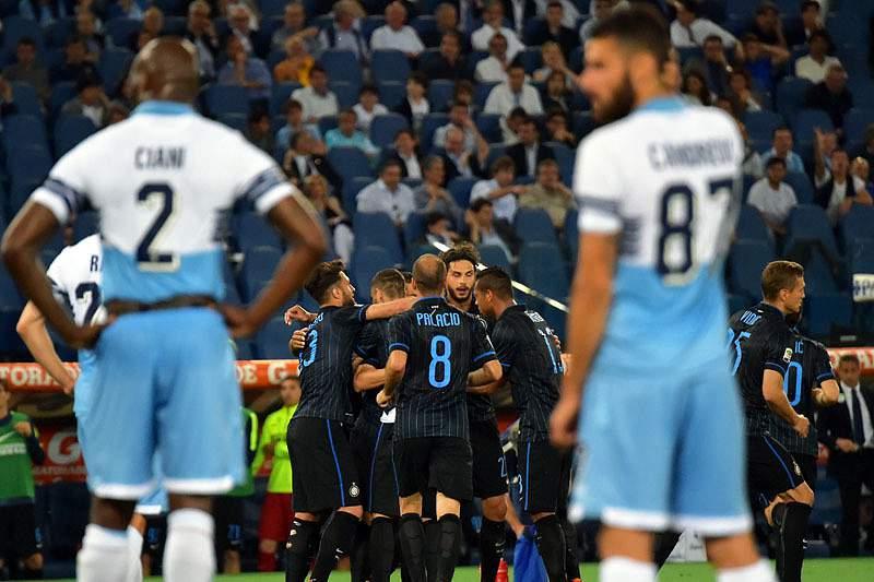 Lazio - Inter Milão