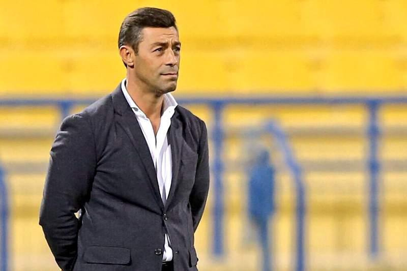 Pedro Caixinha, treinador do Rangers