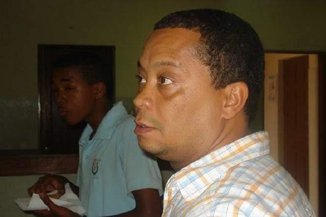 Alfredo Lima, presidente da Federação cabo-verdiana de atletismo