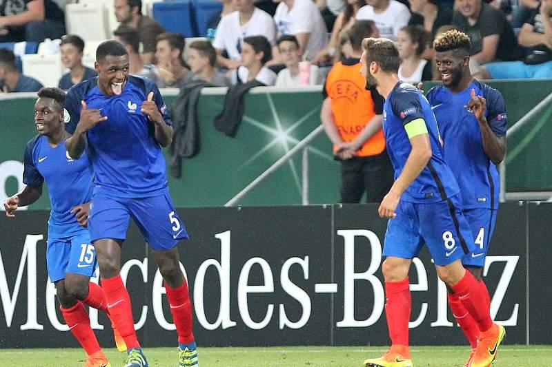 França campeã europeia de sub-19