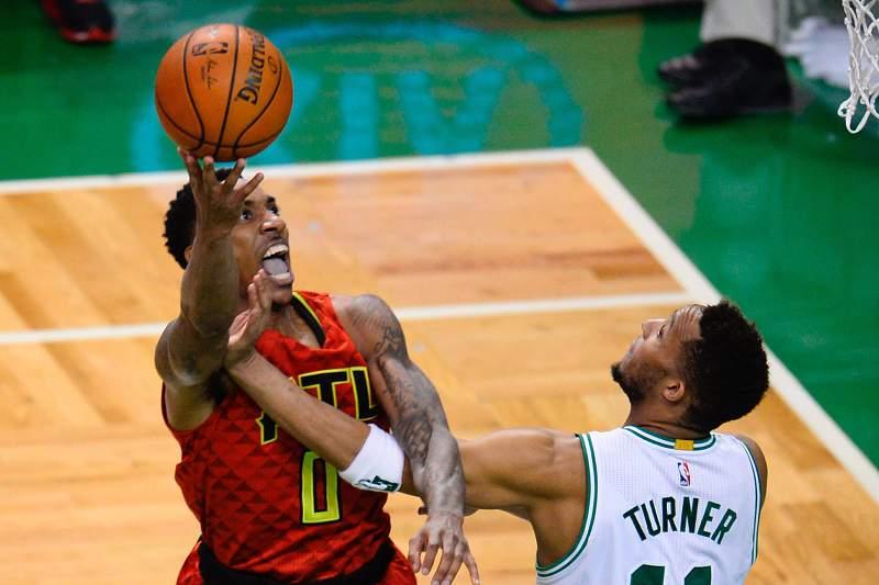 Hawks eliminam Celtics e vão defrontar Cavaliers nas meias-finais de este da NBA