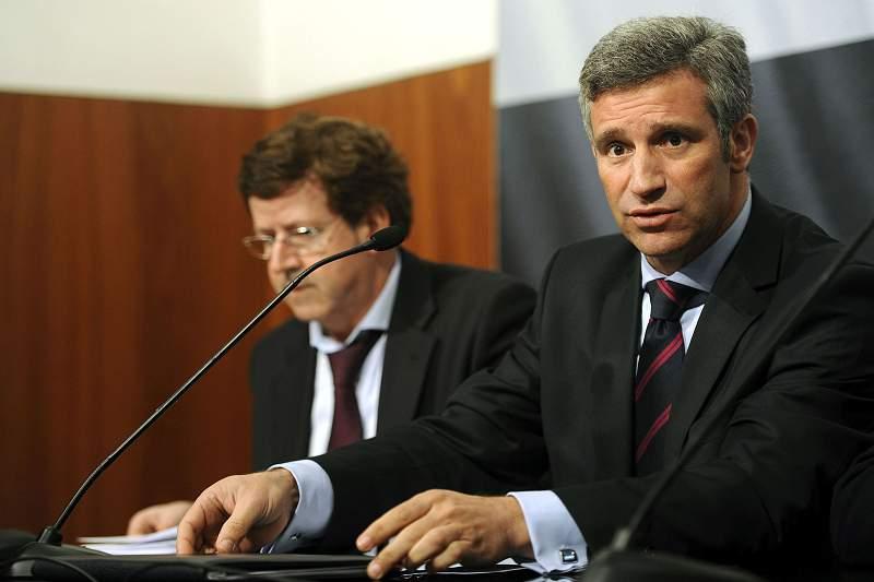 Emílio Macedo apela à paz entre Rui Vitória e Manuel Machado