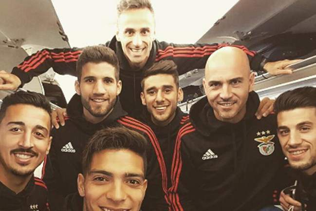 Benfica viaja para a Madeira