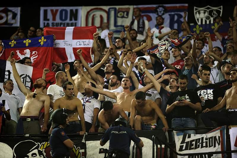 Adeptos do Lyon