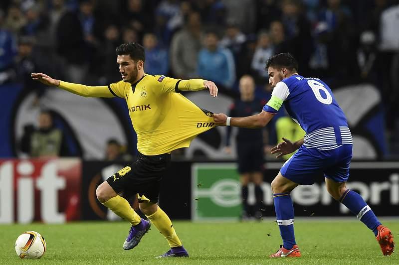 FC Porto vs Dortmund