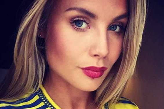 Conheça Maja Nilsson, a cara metade de Lindelof