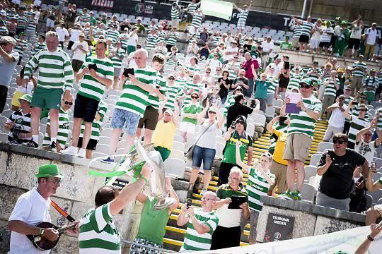Adeptos do Celtic