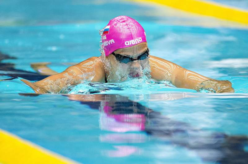 Swimming European Short Course Championships in Herning