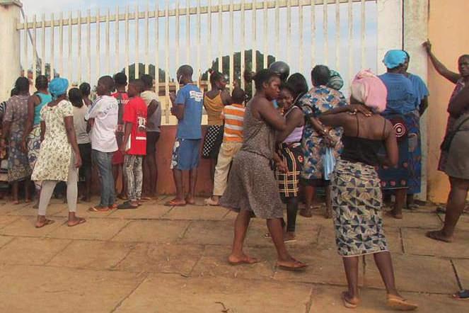 Girabola: Tragédia no Uíge
