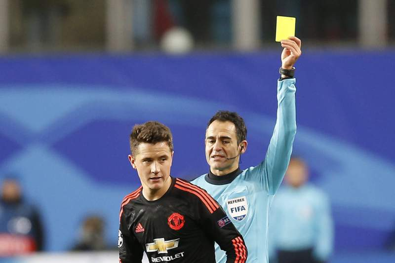 CSKA Moscow vs Manchester United