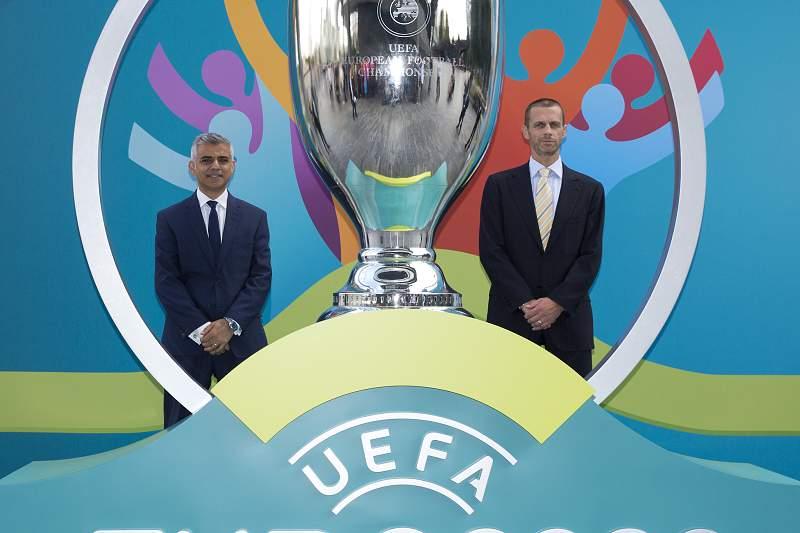 Presidente da UEFA diz que Londres é a eleição perfeita para reta final