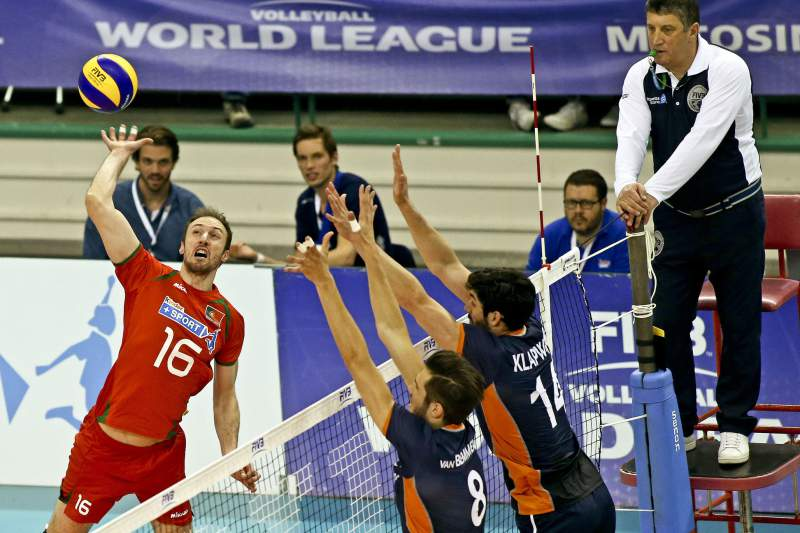 FIVB Volleyball World League 2015 Pool E-Intercontinental Round