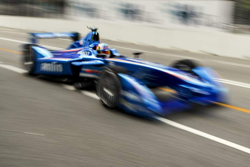 FIA Formula E 2014 Putrajaya ePrix