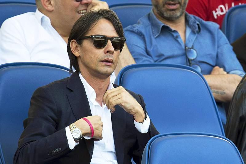 Filippo Inzaghi terá um novo desafio na sua carreira como treinador