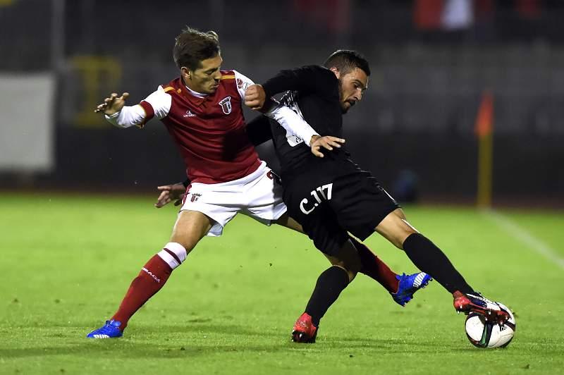 Académico de Viseu vs Sporting de Braga
