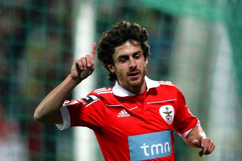 Benfica deseja boa sorte a Pablo Aimar