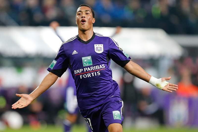 Youri Tielemans, jogador do Anderlecht