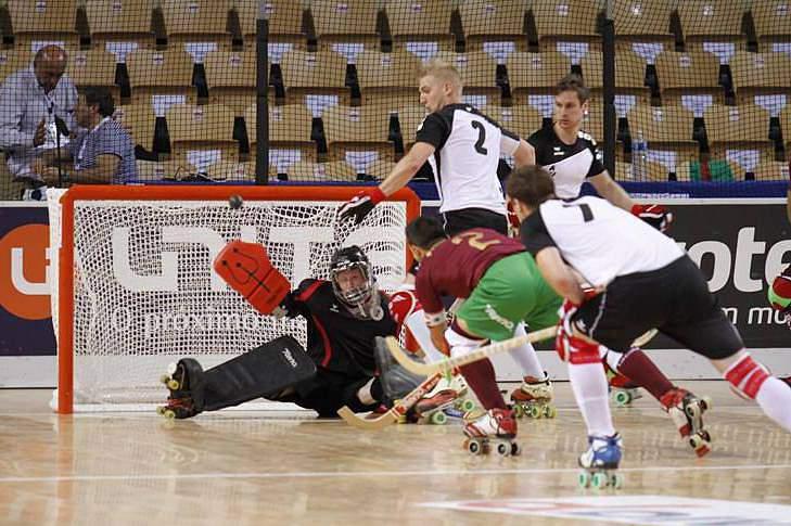 Portugal goleou a Áustria no Mundial de hóquei em patins