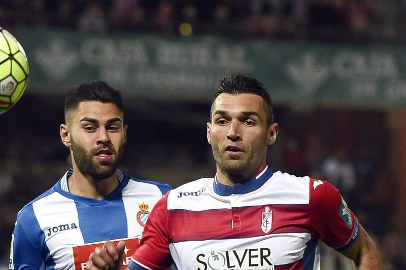 David Barral sonha tirar a liga ao Barcelona com golos pelo Granada