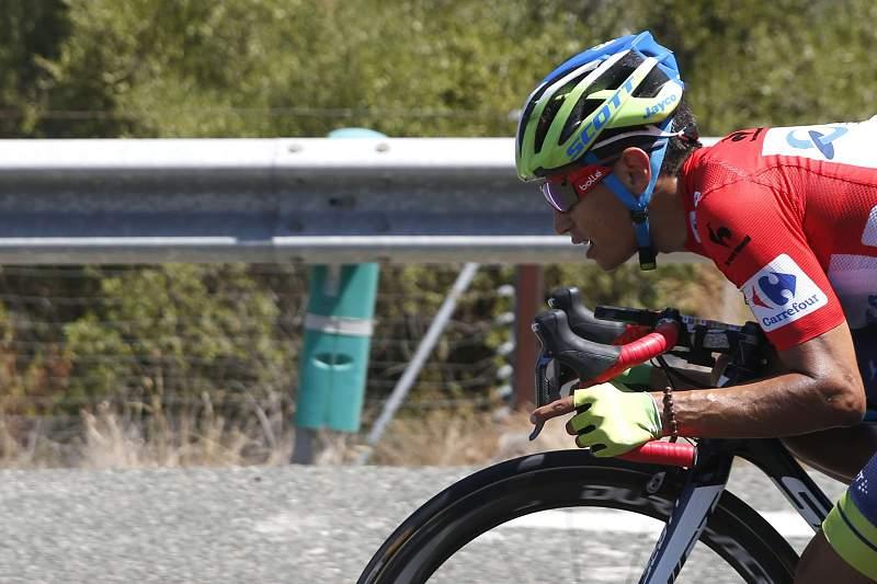 Esteban Chaves vence sexta etapa e recupera liderança da Volta a Espanha