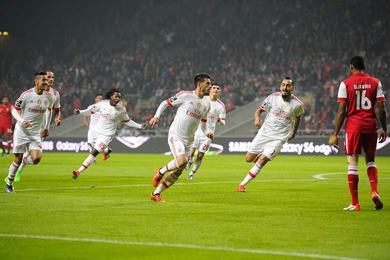 Sp. Braga vs Benfica 15/16