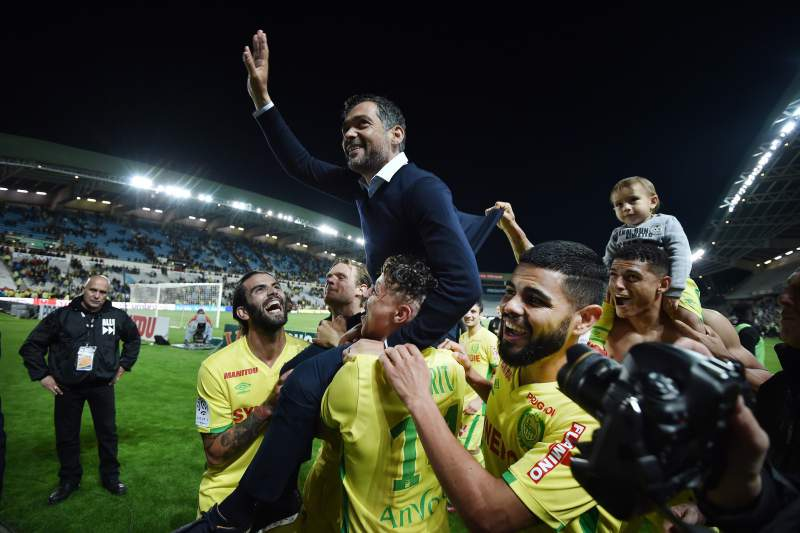 Sérgio Conceição, Nantes FC