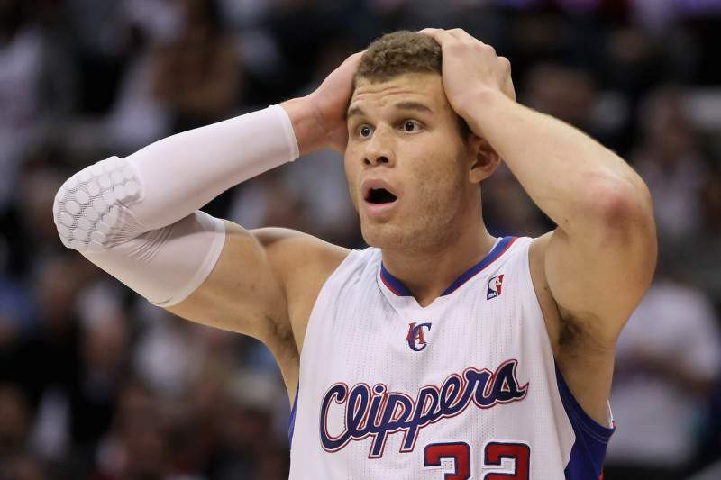 Blake Griffin dos LA Clippers
