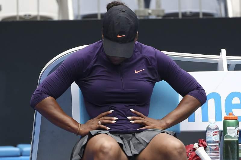 Serena Williams poderá estar grávida