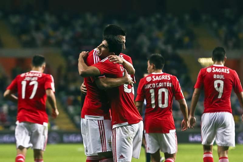 Benfica goleia o Tondela. Agora pode vir o Galatasaray