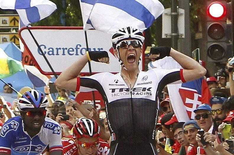 Stuyven vence oitava etapa e Chaves segue na liderança