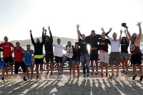 XI Beach 24h Spinning Tour Portugal com nove dos melhores 'masters' internacionais