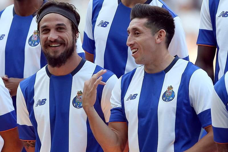 Osvaldo e Herrera