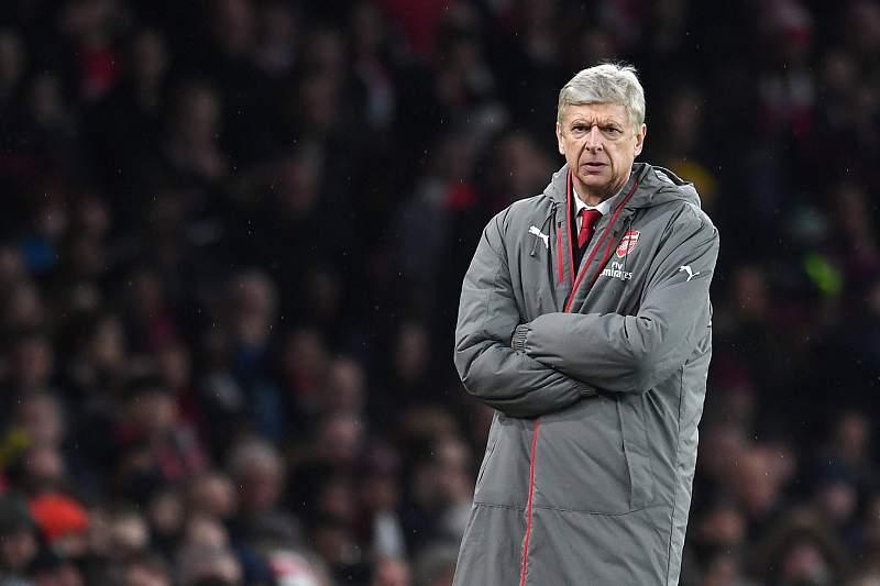 Arsène Wenger, treinador do Arsenal